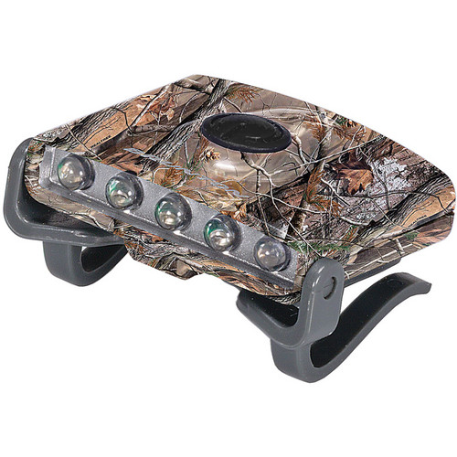 Brunton Hat Clip LED Task Light (Camouflage)