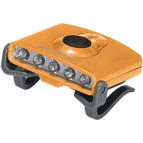 Brunton Hat Clip LED Task Light (Orange)