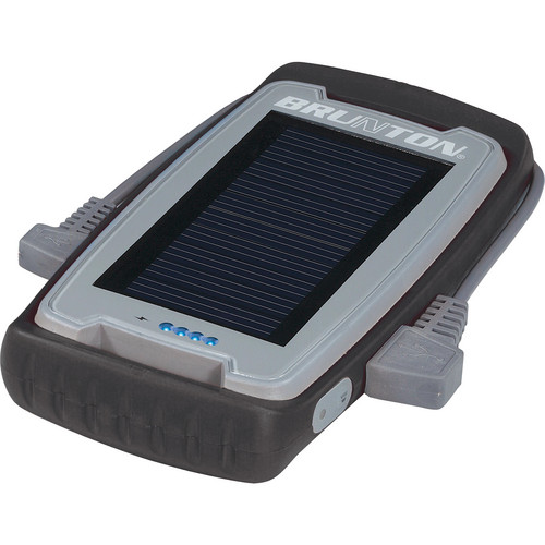 Brunton Freedom Solar Panel Battery (Black)
