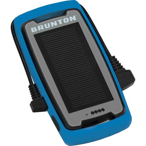 Brunton Freedom Solar 2200 Hybrid Charger with Vibram Sole (Blue)