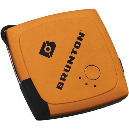 Brunton Pulse 1500 Rechargeable Power Pack (Orange)