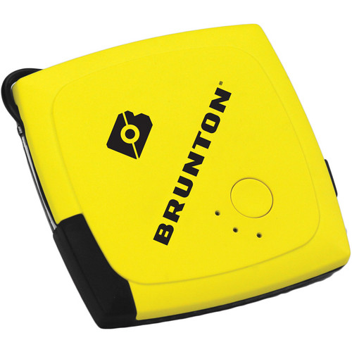 Brunton Pulse 1500 Rechargeable Power Pack (Yellow)