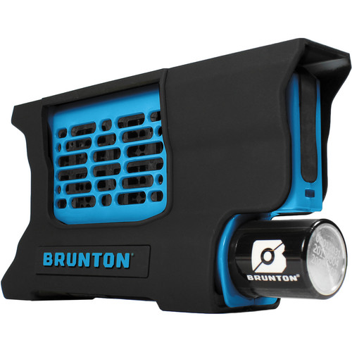 Brunton Hydrogen Reactor Portable Power Pack (Blue)
