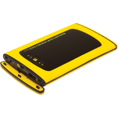 Brunton ReSync 3000mAh Power Bank (Yellow)