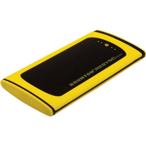 Brunton ReSync 6000mAh Power Bank (Yellow)