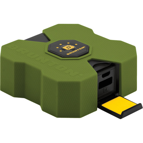 Brunton Revolt 4000 Portable Power Pack (Green)