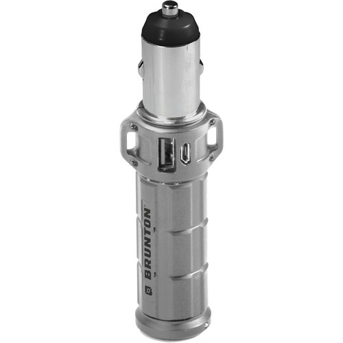 Brunton Torpedo 2600 Rechargeable Battery Pack (Silver)