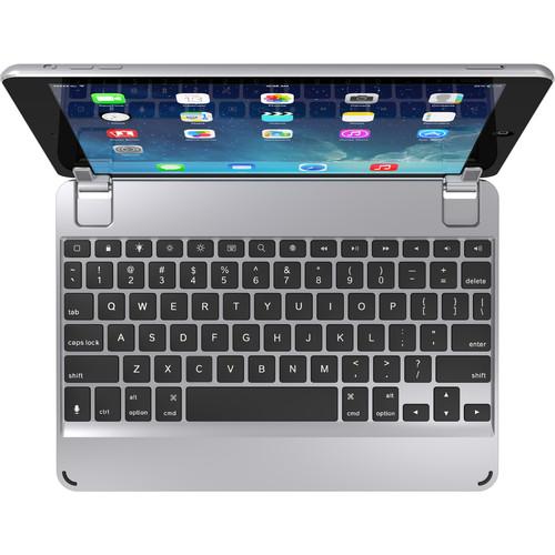 "Brydge BrydgeAir Bluetooth Keyboard for iPad Air 1/2 and 9.7"" iPad Pro (Space Gray)"