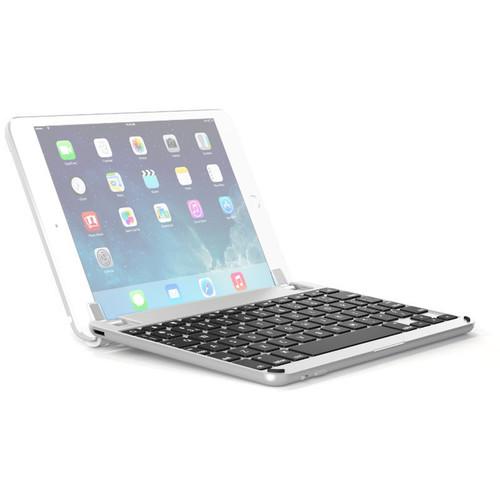 Brydge 7.9 Bluetooth Keyboard for iPad mini 4 (Silver)