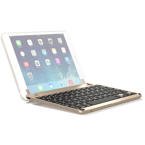Brydge 7.9 Bluetooth Keyboard for iPad mini 4 (Gold)