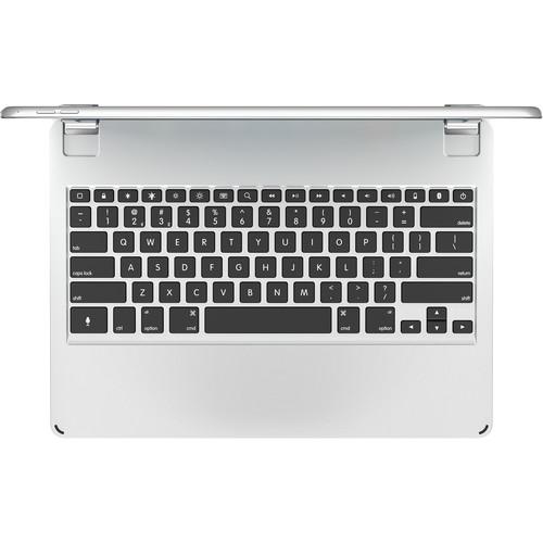 "Brydge Brydge 12.9 Bluetooth Keyboard for 12.9"" iPad Pro (Silver)"