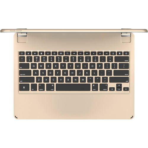 "Brydge Brydge 12.9 Bluetooth Keyboard for 12.9"" iPad Pro (Gold)"