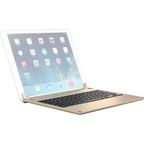 Brydge 12.9 Series II Bluetooth Keyboard (Gold)