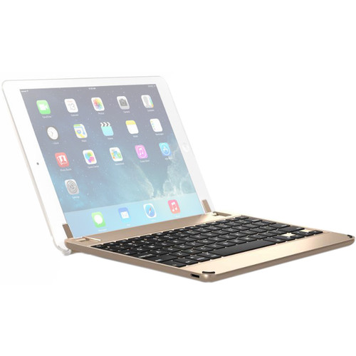 "Brydge 10.5 Bluetooth Keyboard for 10.5"" iPad Pro and iPad Air 2019 (Gold)"