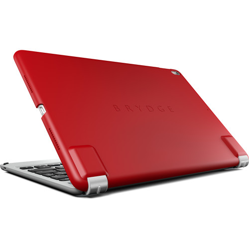"""Brydge Slimline Protective Case for iPad Pro 10.5"""" (Red)"""