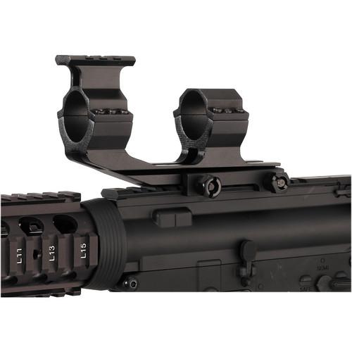 BSA Optics TW-Series AR1PRM 30mm Scope Rail Mount with Upper Rail