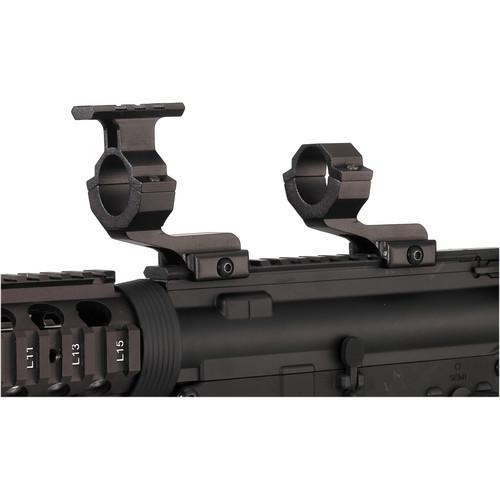 BSA Optics TW-Series AR2PRM Scope Rail Mounts with Upper Rail
