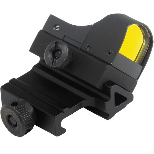 BSA Optics TW-Series 1 x 24 PMMS Red Dot Holographic Sight