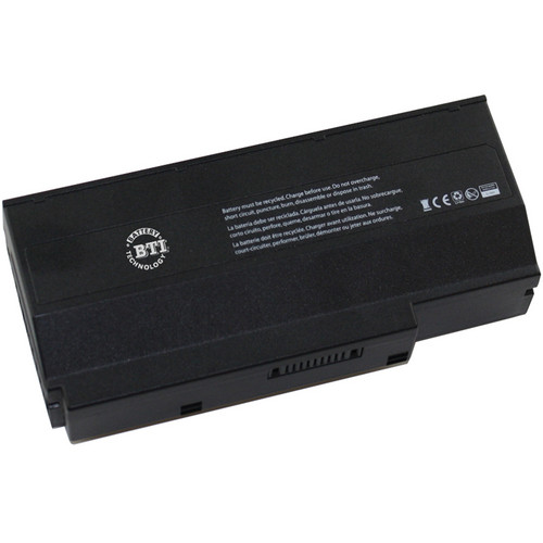 BTI 8-Cell Laptop Battery for G53JW, G53JQ (5200mAh, Black)
