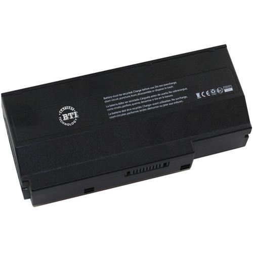 BTI 8-Cell Laptop Battery for G53JW, G53JQ (5200mAh, Black)
