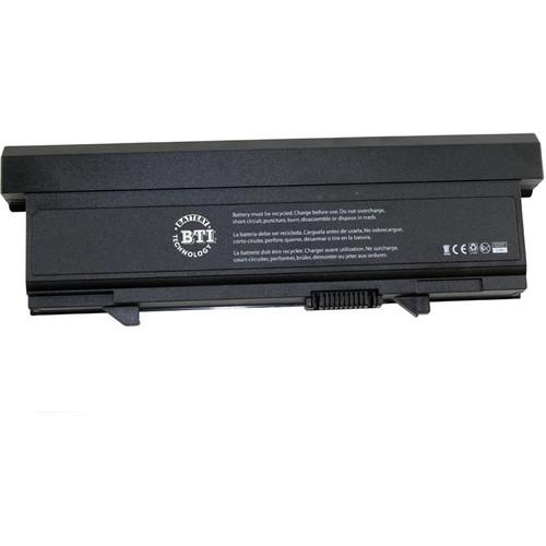 BTI 9-Cell Battery for Dell Latitude E5400, E5410, E5500 (7800mAh, Black)