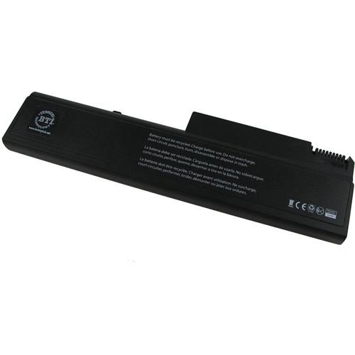 BTI 6-Cell Laptop Battery for HP Compaq 6535B, 6730B (5200mAh, Black)