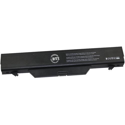 BTI 6-Cell 4400mAh 10.8V Laptop Battery for HP (Black)