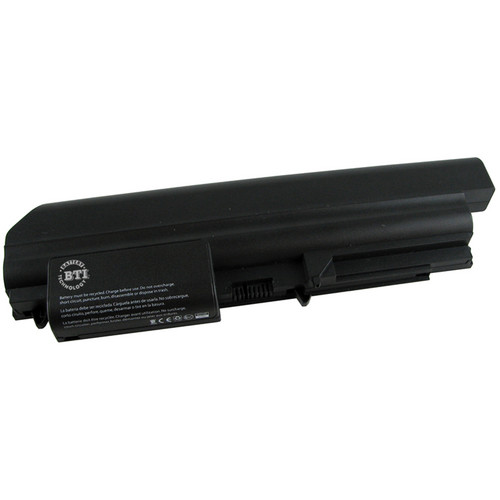 BTI Premium 6-Cell 5200mAh 10.8V Laptop Replacement Battery (Black)
