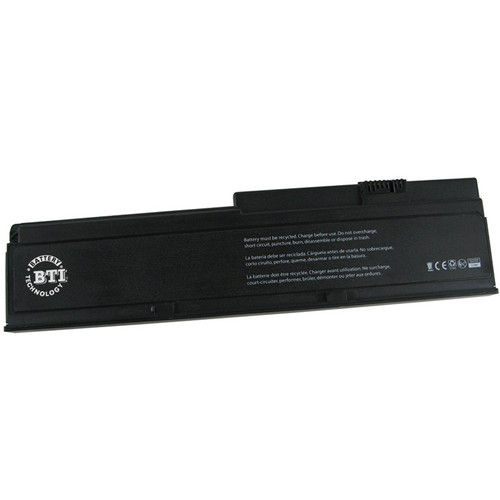 BTI Premium 6-Cell Lithium-Ion Laptop Replacement Battery (Black)