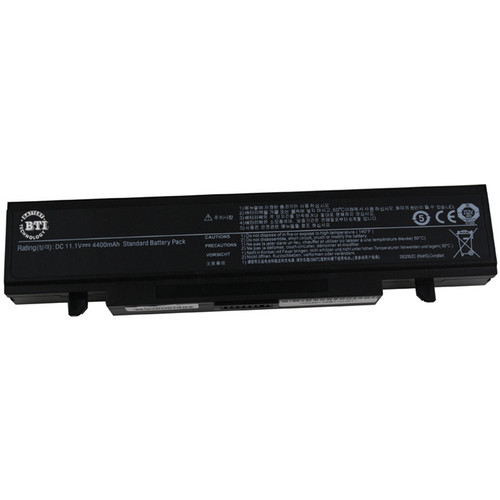 BTI Premium 6-Cell 4400mAh 10.8V Lithium-Ion Laptop Battery (Black)