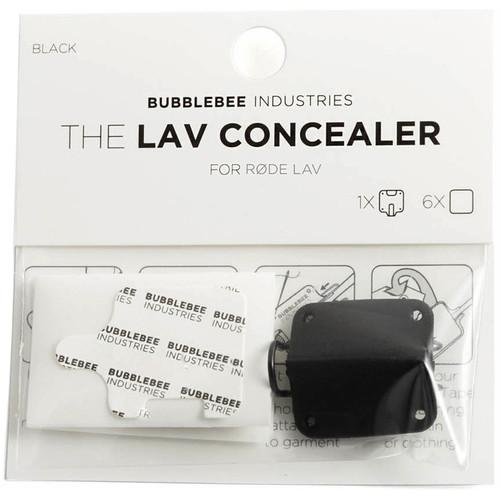 Bubblebee Industries The Lav Concealer for Rode Lav (Black)