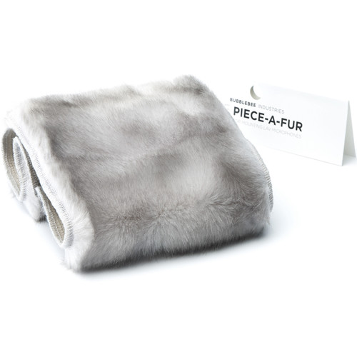 Bubblebee Industries The Piece-A-Fur Wind Protection (Dusty White)