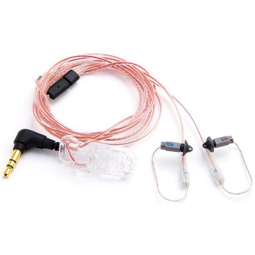 Bubblebee Industries The Sidekick In-Ear Monitor (Stereo, Clear)