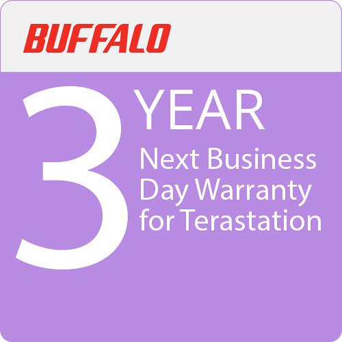 Buffalo 3-Year Next Business Day Warranty