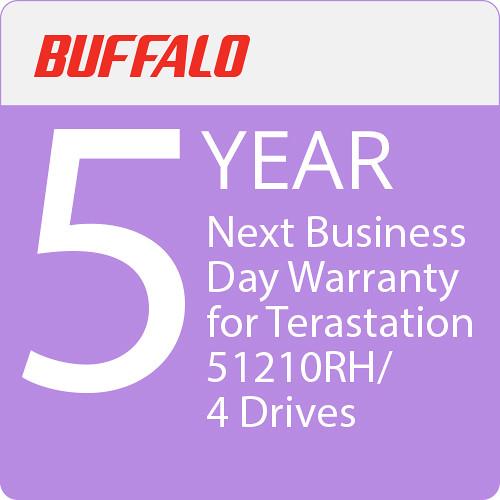 Buffalo 5-Year Next Business Day Warranty