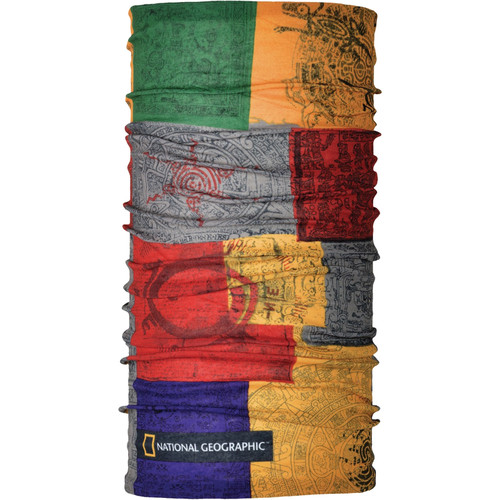 BUFF Original Buff Headwear (National Geographic Temple)