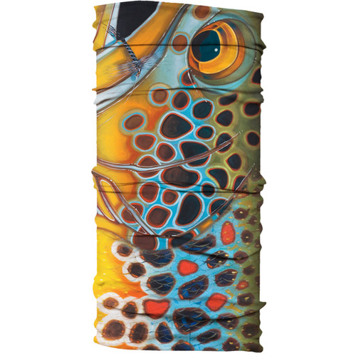 BUFF DeYoung UV Buff (Brown Mosquito, One Size)