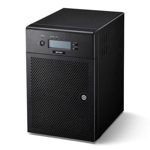 Buffalo DriveStation Ultra 24TB (6 x 4TB) Six-Bay Thunderbolt 2 RAID Array