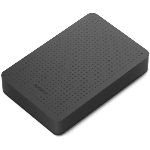 Buffalo 2TB MiniStation Plus Portable USB 3.0 Hard Drive