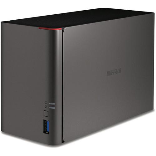 Buffalo 6TB (2 x 3TB) LS421DE LinkStation (2 Drive) NAS Enclosure Kit with Drives