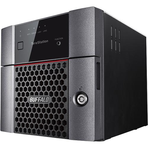 Buffalo TeraStation 4TB 3210DN 2-Bay NAS Server (2 x 2TB)