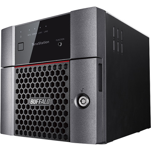 Buffalo TeraStation 8TB 3210DN 2-Bay NAS Server (2 x 4TB)