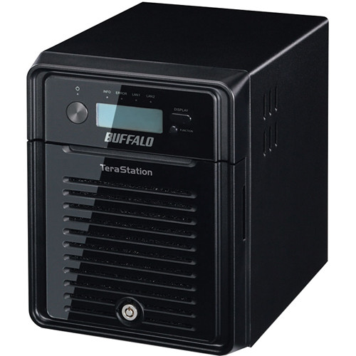 Buffalo 12TB TeraStation 3400 4-Bay NAS Server