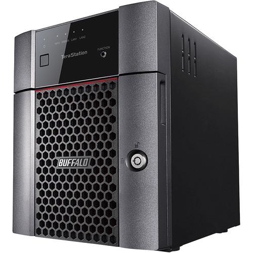 Buffalo TeraStation 8TB 3410DN 4-Bay NAS Server (2 x 4TB)