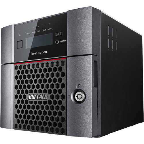 Buffalo TeraStation 4TB TS5210DN 2-Bay NAS Server (2 x 2TB)