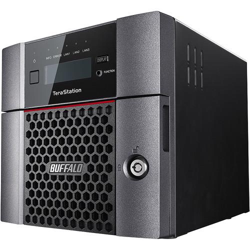 Buffalo TeraStation 8TB TS5210DN 2-Bay NAS Server (2 x 4TB)