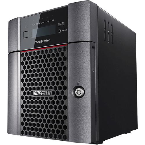Buffalo TeraStation 4TB 5410DN 4-Bay NAS Server (2 x 2TB)