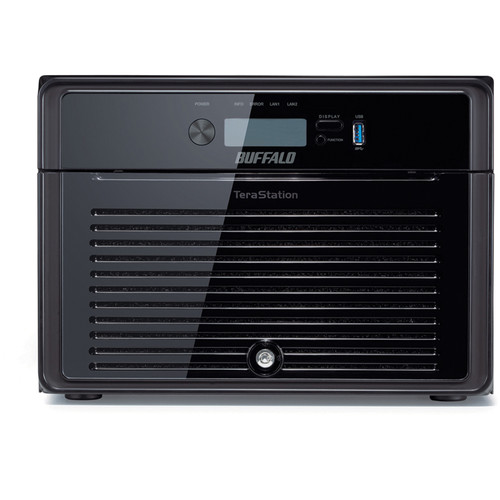 Buffalo TeraStation 5800DN 32TB (8 x 4TB) Eight-Bay NAS