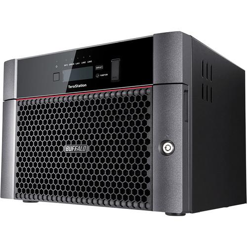 Buffalo TeraStation 16TB 5810DN 8-Bay NAS Server (4 x 4TB)