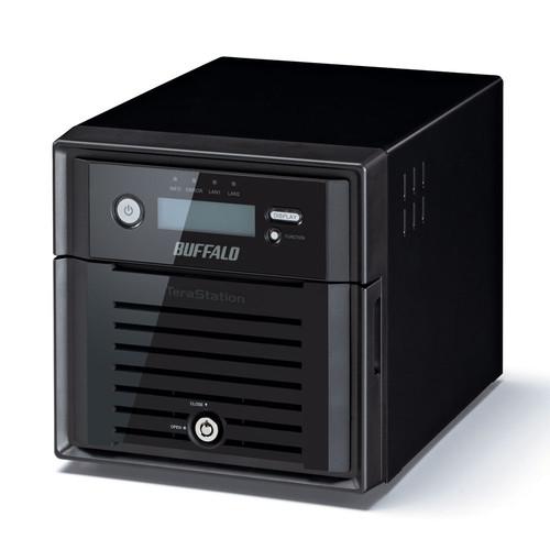 Buffalo TeraStation 5200DN WSS 8TB (2 x 4TB) Two-Bay NAS Server